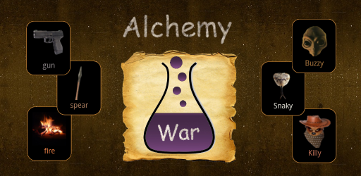 Alchemy War android game