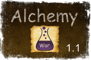 Alchemy War version 1.1