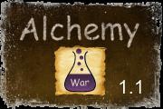 Alchemy War version 1.1